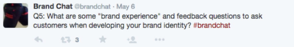 #BrandChat is a twitter chat that focuses on digital branding.