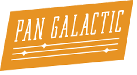 Pan Galactic Digital Mobile Retina Logo