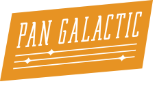 Pan Galactic Digital Mobile Logo